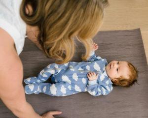 Managing Baby Blues and Postpartum Depression